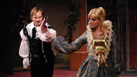 В Тверском академическом театре драмы открыли 268-й сезон, нарушив традиции