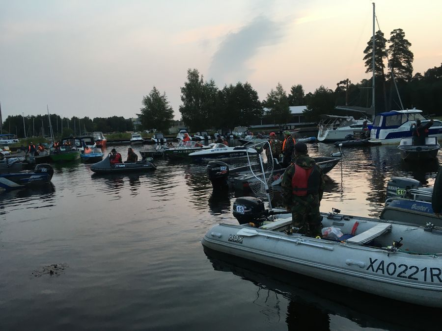 В Тверской области прошли соревнования по ловле рыбы с лодок - новости Афанасий