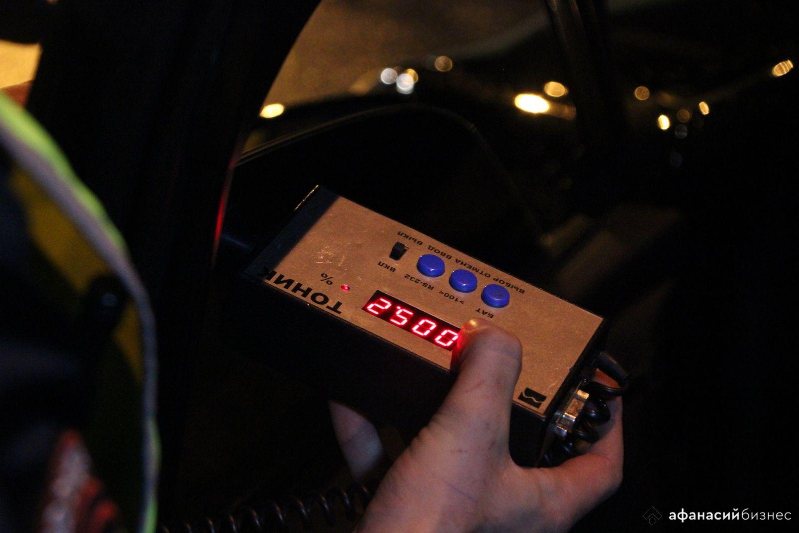 В Тверской области в течение недели будут растонировать автомобили нарушителей - новости Афанасий