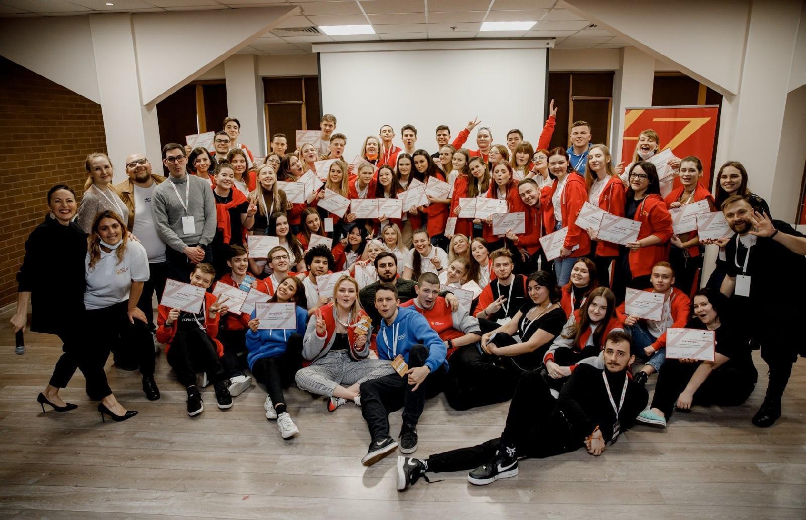 Студентки ТвГТУ посетили форум Национальной лиги студенческих клубов - новости Афанасий