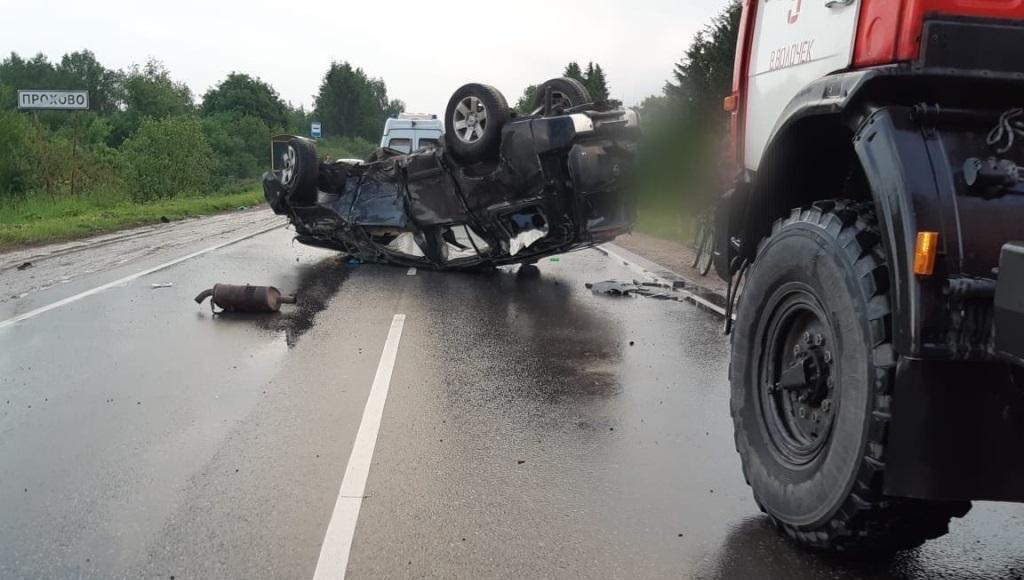 В Тверской области осудили водителя, по вине которого в ДТП погибли два человека - новости Афанасий
