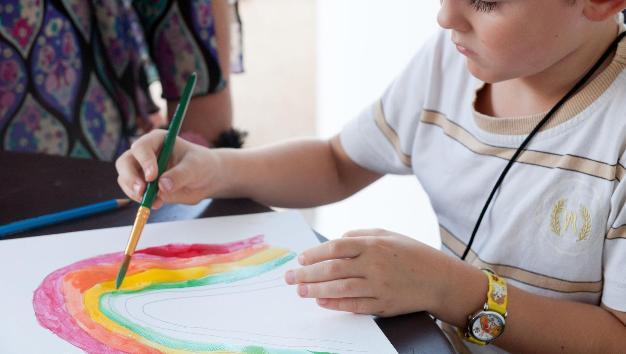 В Твери открылась выставка работ детей с ограниченными возможностями