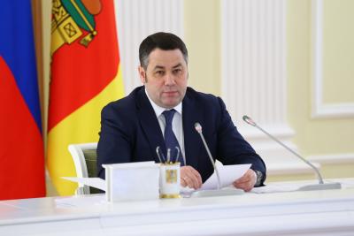 Губернатор Тверской области отчитался о своих доходах за прошлый год - новости Афанасий