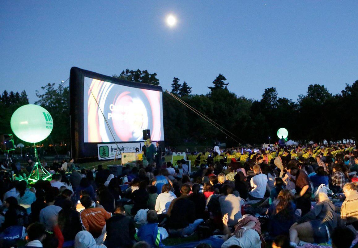 В Твери открывается сезон летних кинопросмотров под открытым небом