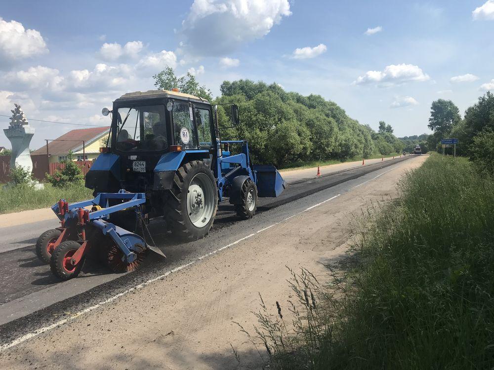 На популярном туристическом маршруте Тверской области начался ремонт дороги - новости Афанасий