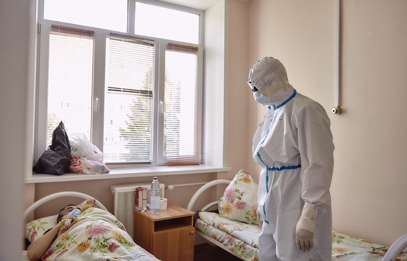 В Тверской области еще 101 человек заболел коронавирусом - новости Афанасий