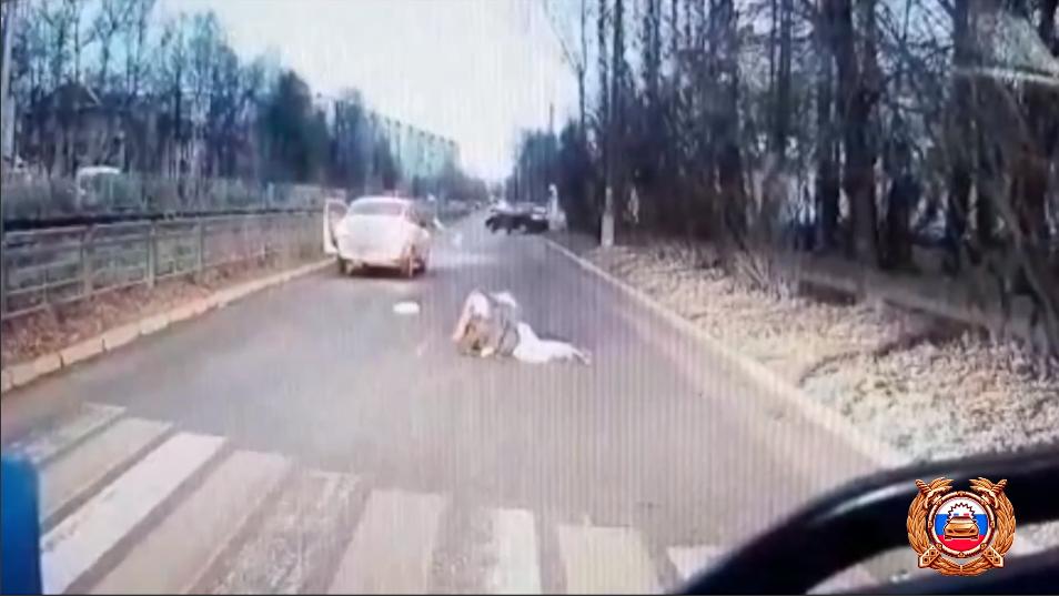Появилось видео наезда на 14-летнюю девушку в Твери - новости Афанасий