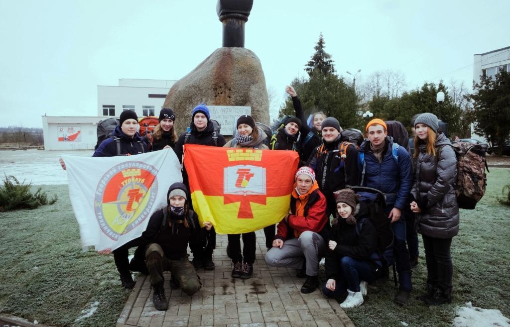 ТвГТУ - серебряный призер Всероссийских соревнований по спортивному туризму - новости Афанасий