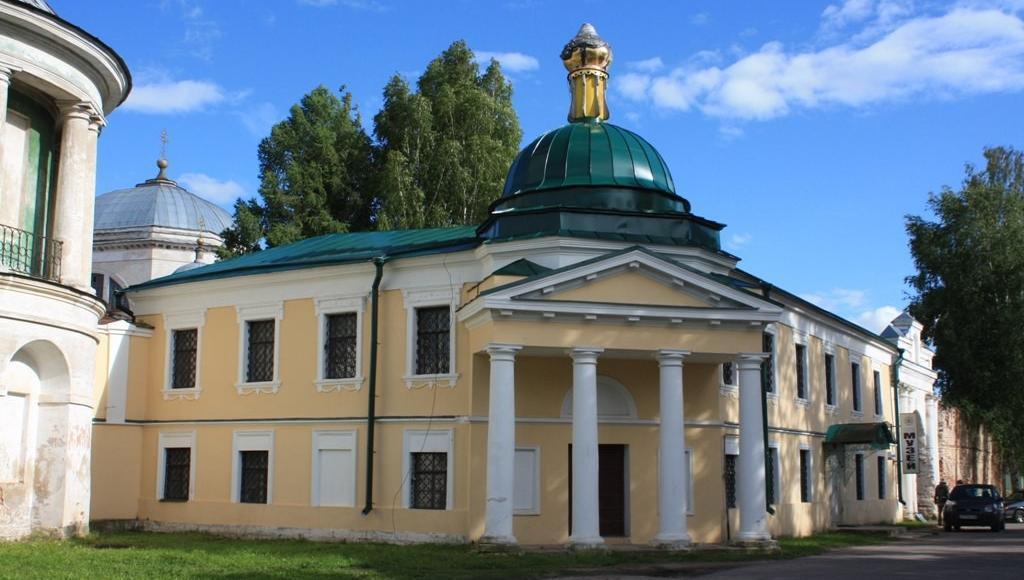 Купол Странноприимного дома в Торжке Тверской области отремонтируют - новости Афанасий