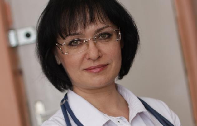 Главный пульмонолог ОКБ Твери переболела коронавирусом и вернулась к работе - новости Афанасий
