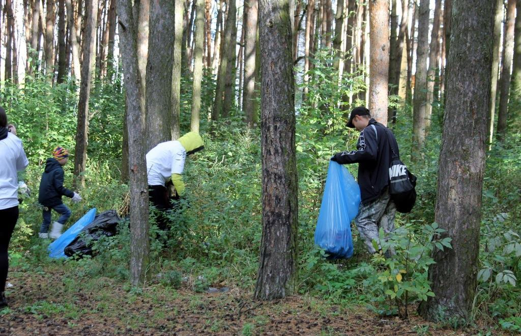 В Твери на субботнике собрали 280 кубометров мусора - новости Афанасий