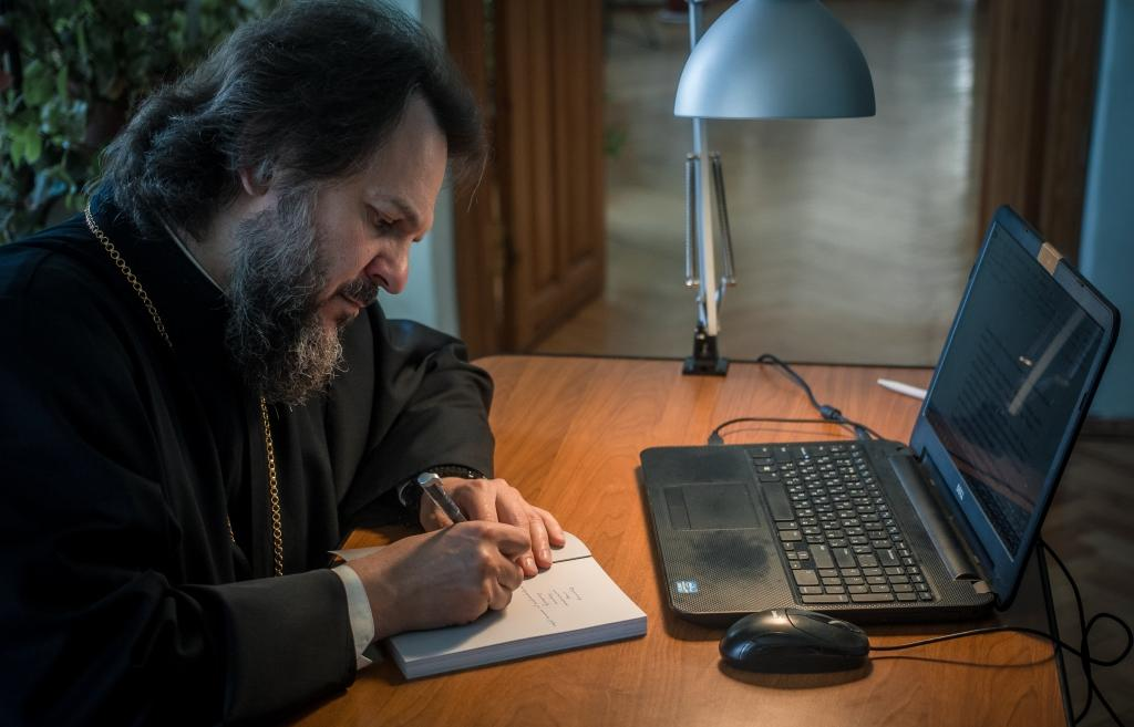 Митрополит Амвросий: Смирением измеряется духовный рост - новости Афанасий