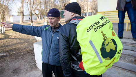 60-летний путешественник изПетербурга дошел доРио-де-Жанейро