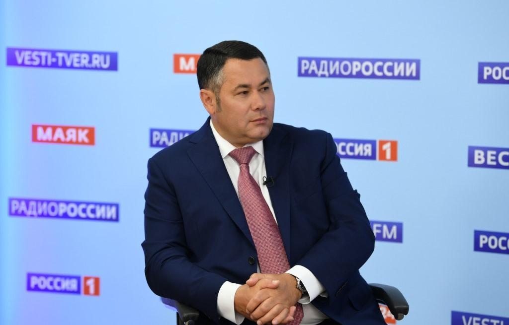 Игорь Руденя выйдет в прямой эфир, чтобы рассказать о каникулах и эпидситуации - новости Афанасий
