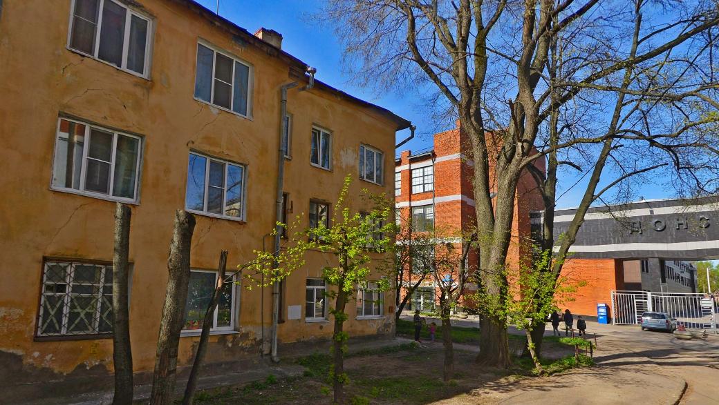 В центре Твери снесут многоквартирный дом