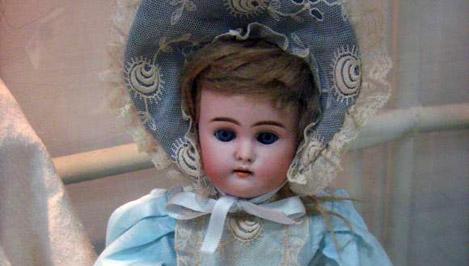 В Твери открывается выставка уникальных старинных кукол
