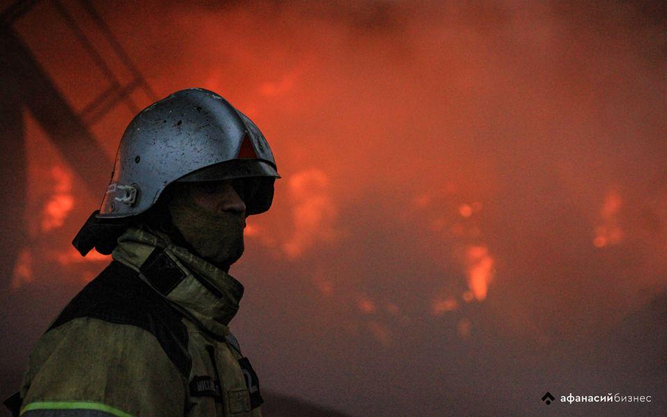В Твери мужчина погиб на пожаре из-за курения в постели - новости Афанасий