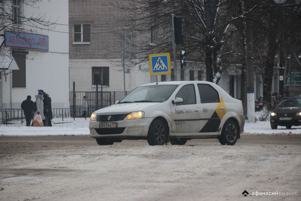 На дорогах Тверской области прогнозируют сильную гололедицу