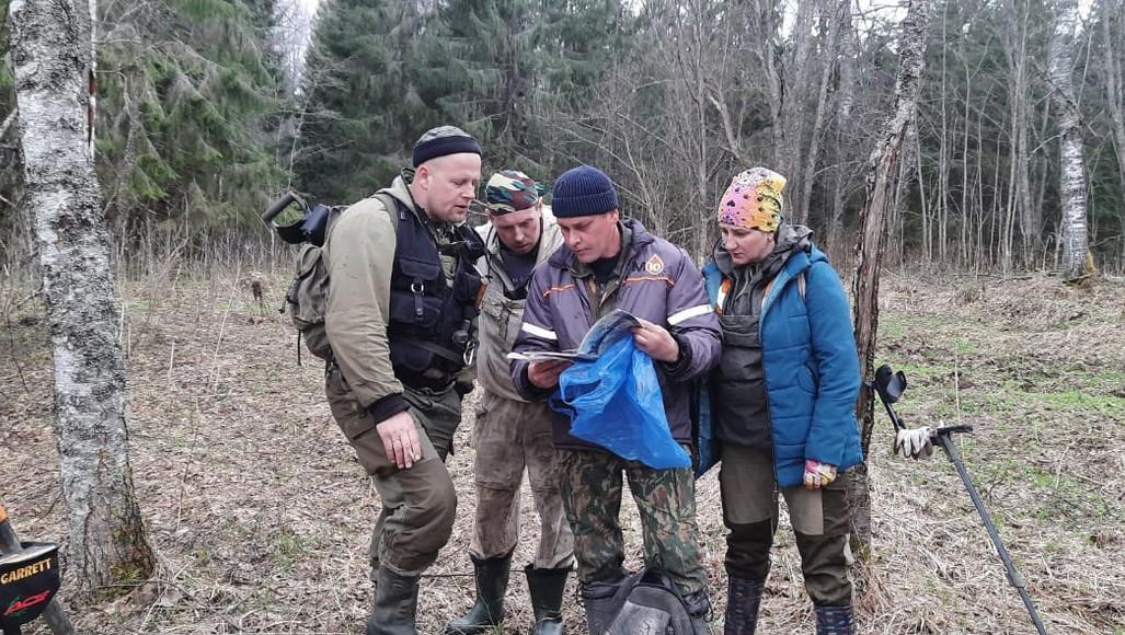 Поисковики обнаружили в лесах Тверской области самолет Ил-2