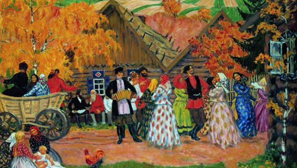 В Тверской области праздник Покрова отметят игрой в килу, катанием на лошадях и сбитнем с блинами