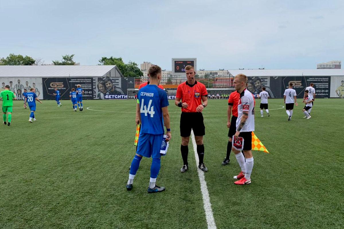 Тверские футболисты не продолжат борьбу за Кубок России