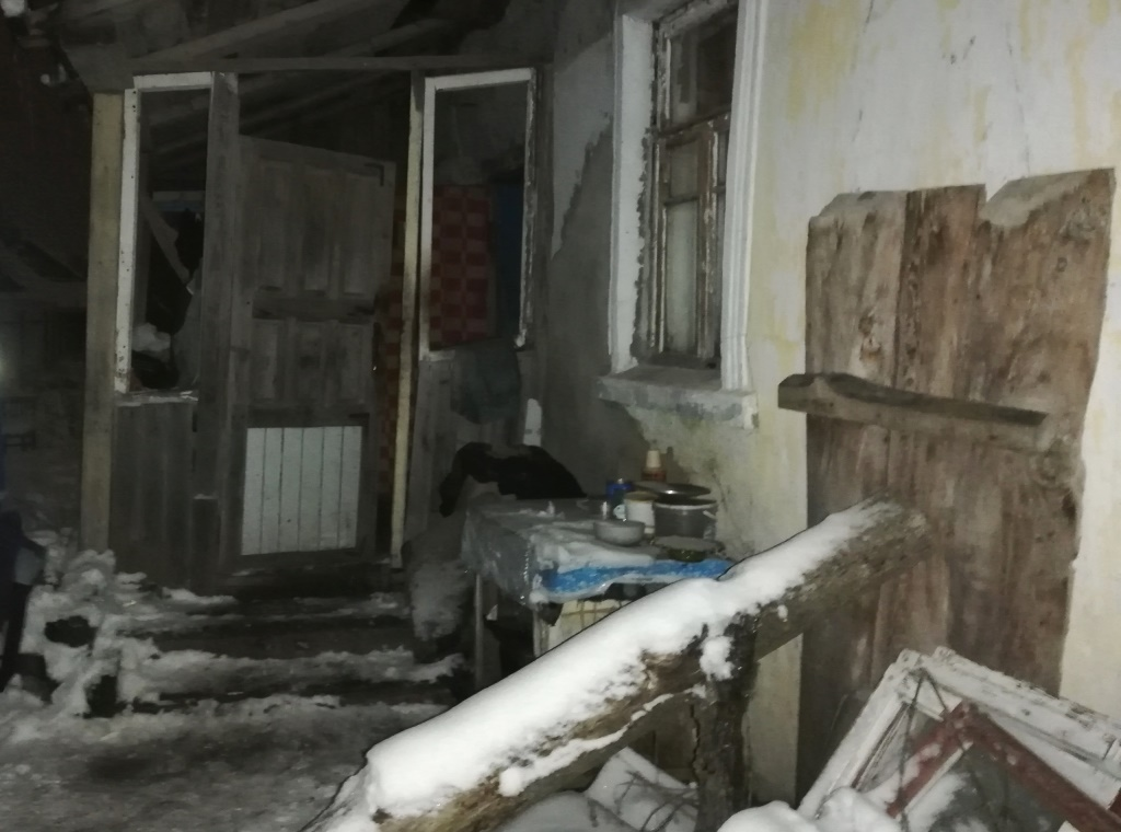 Труп мужчины нашли на улице в Тверской области - новости Афанасий