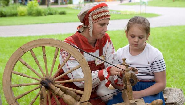 В Твери дан старт всероссийскому фестивалю-экспедиции «Традиции Духа» / фото