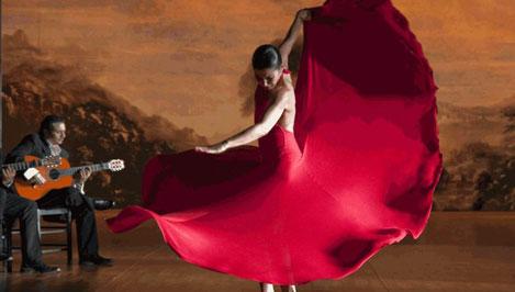 Танцевальные коллективы со всей страны приедут в Тверь на фестиваль фламенко
