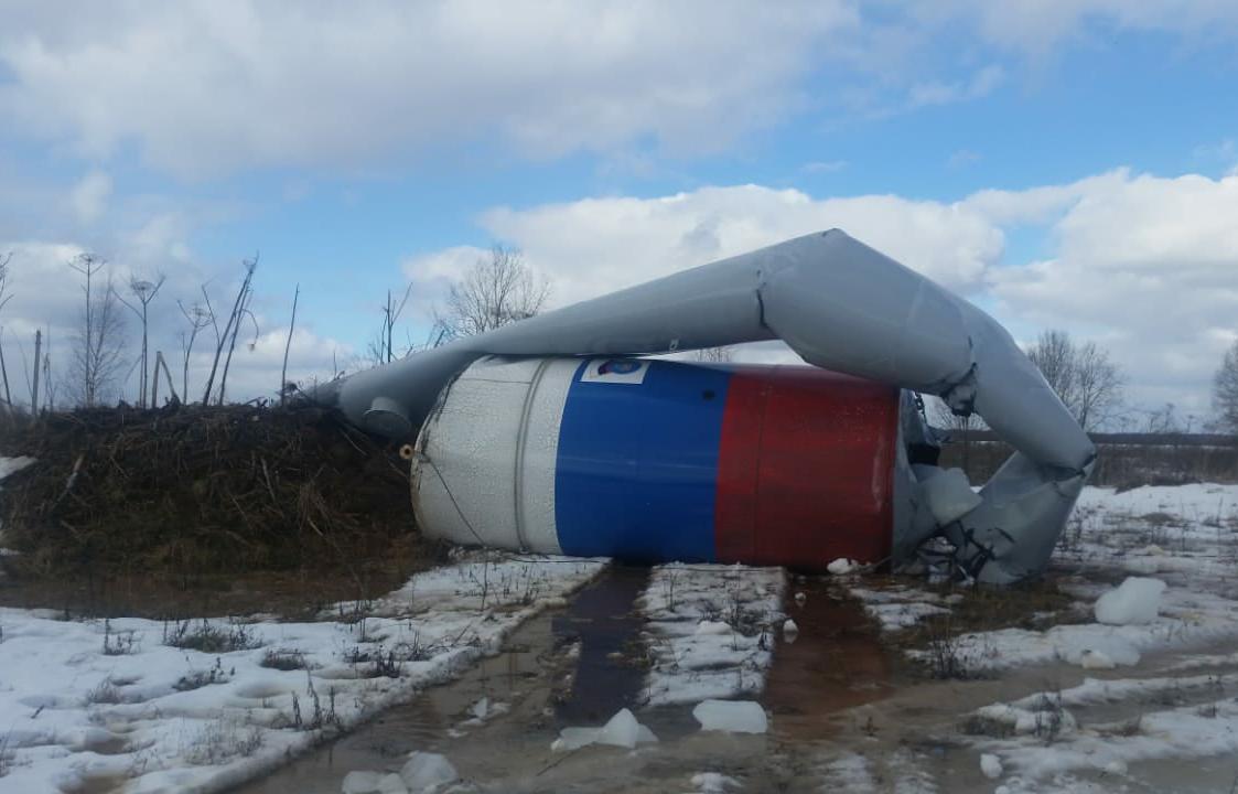 В Тверской области рухнула очередная водонапорная башня - новости Афанасий