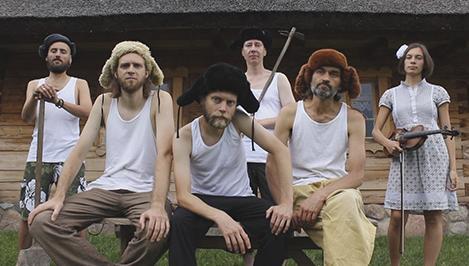 С рождественским концертом в Твери выступит фолк-группа «Отава Ё»