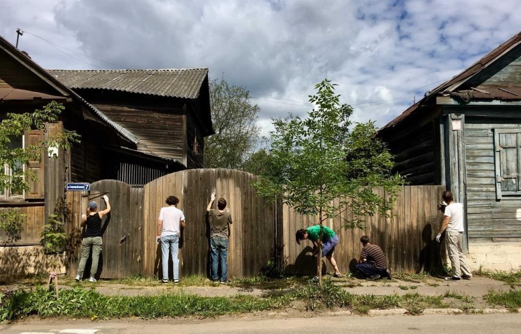 Том Сойер Фест начал реставрацию дома в Твери - новости Афанасий