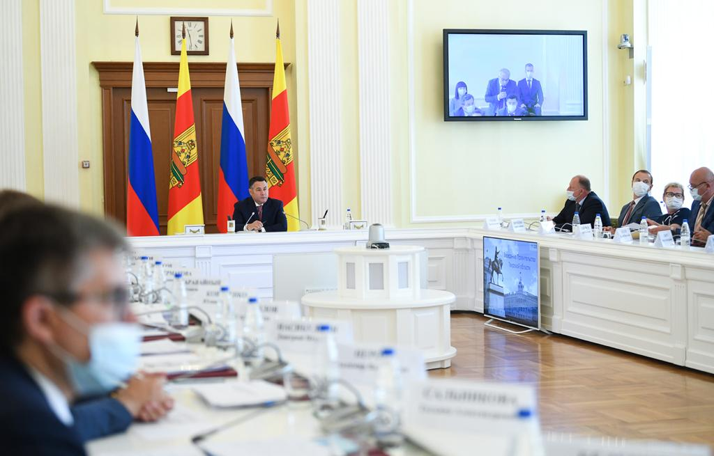 В кластер транспортного машиностроения Тверской области войдут ведущие предприятия отрасли Верхневолжья