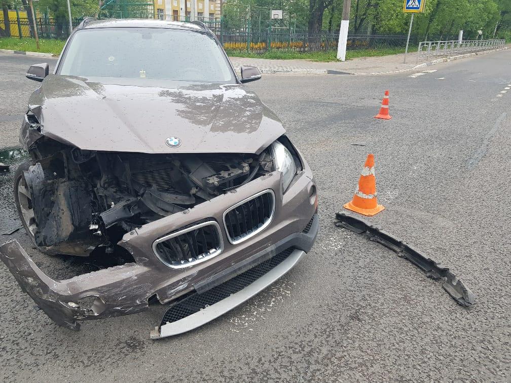 Момент ДТП на улице Благоева в Твери зафиксировал видеорегистратор очевидца - новости Афанасий