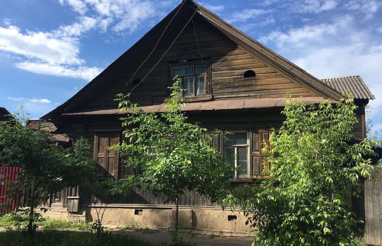 «Томсойеровцы» нашли дом, который будут восстанавливать в Твери - новости Афанасий