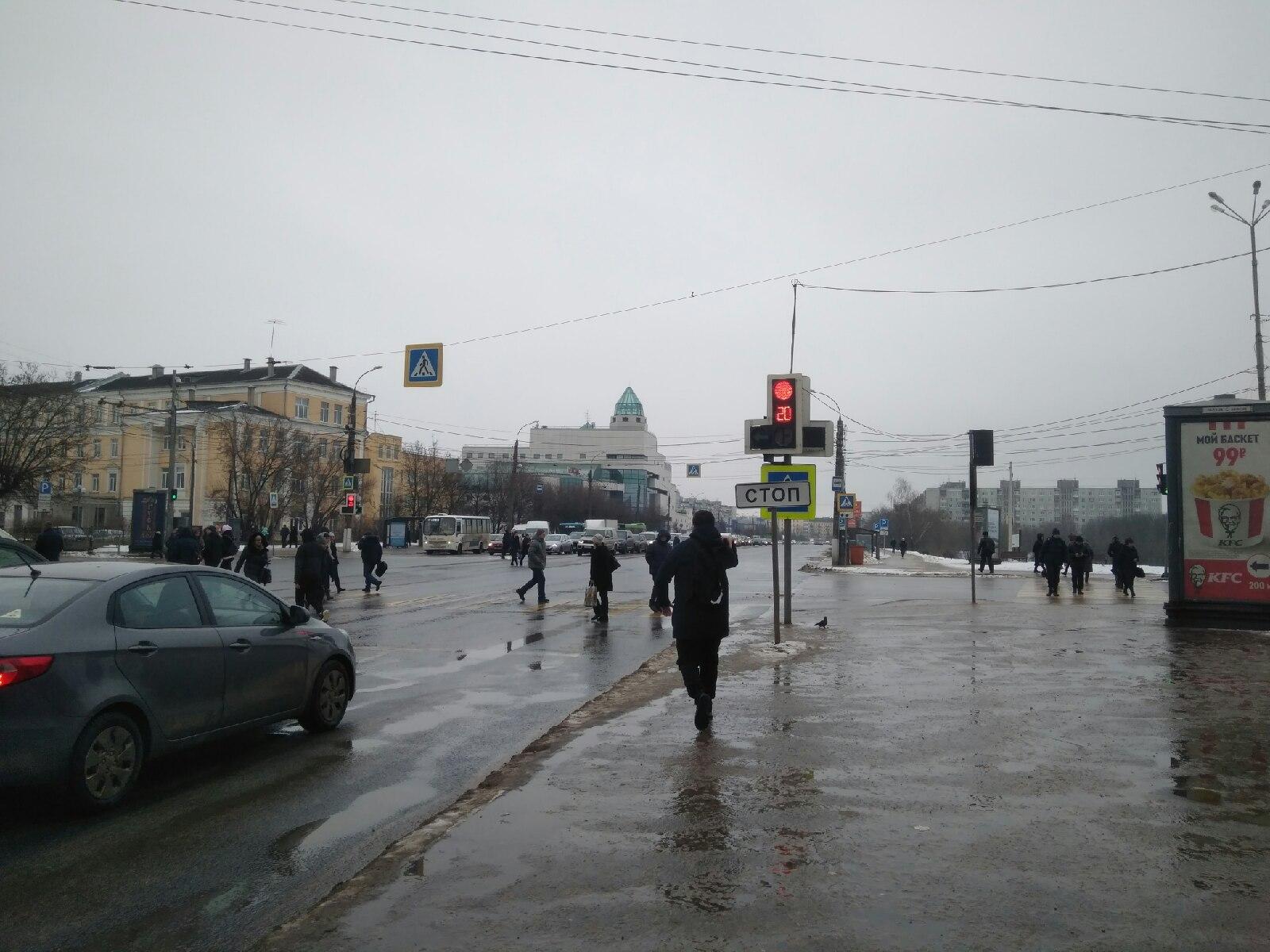 В Твери скорректируют работу светофоров на двух перекрестках - новости Афанасий
