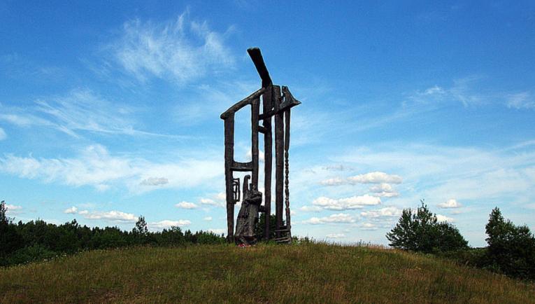 В Тверской области отреставрируют мемориал в память о сожженной фашистами деревне