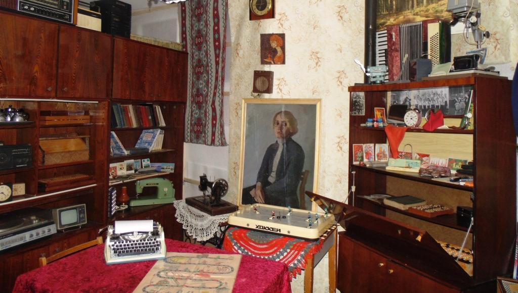В Ржеве открылась выставка советского быта - новости Афанасий