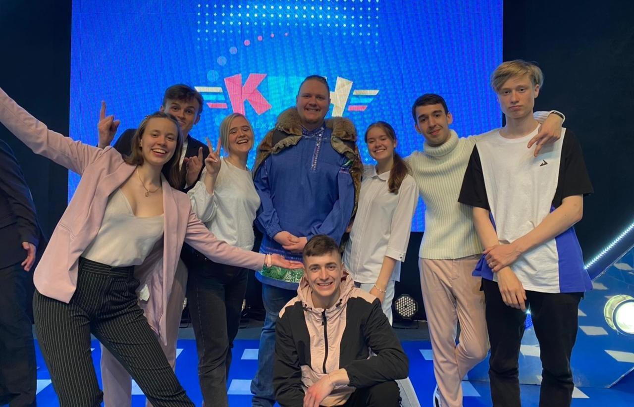 Команда ТвГТУ «Пашаисережа» вышла в 1/4 финала международной лиги КВН - новости Афанасий