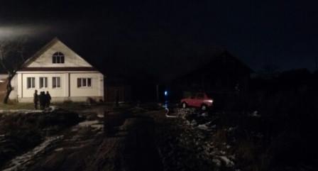 В Торжке рано утром сгорел жилой дом - новости Афанасий