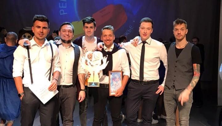Сборная выпускников Политеха – победитель благотворительного фестиваля КВН имени Андрея Солина