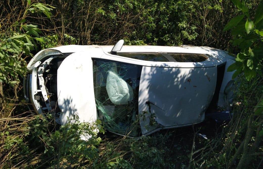 Уснувший водитель устроил серьезное ДТП на трассе в Тверской области - новости Афанасий
