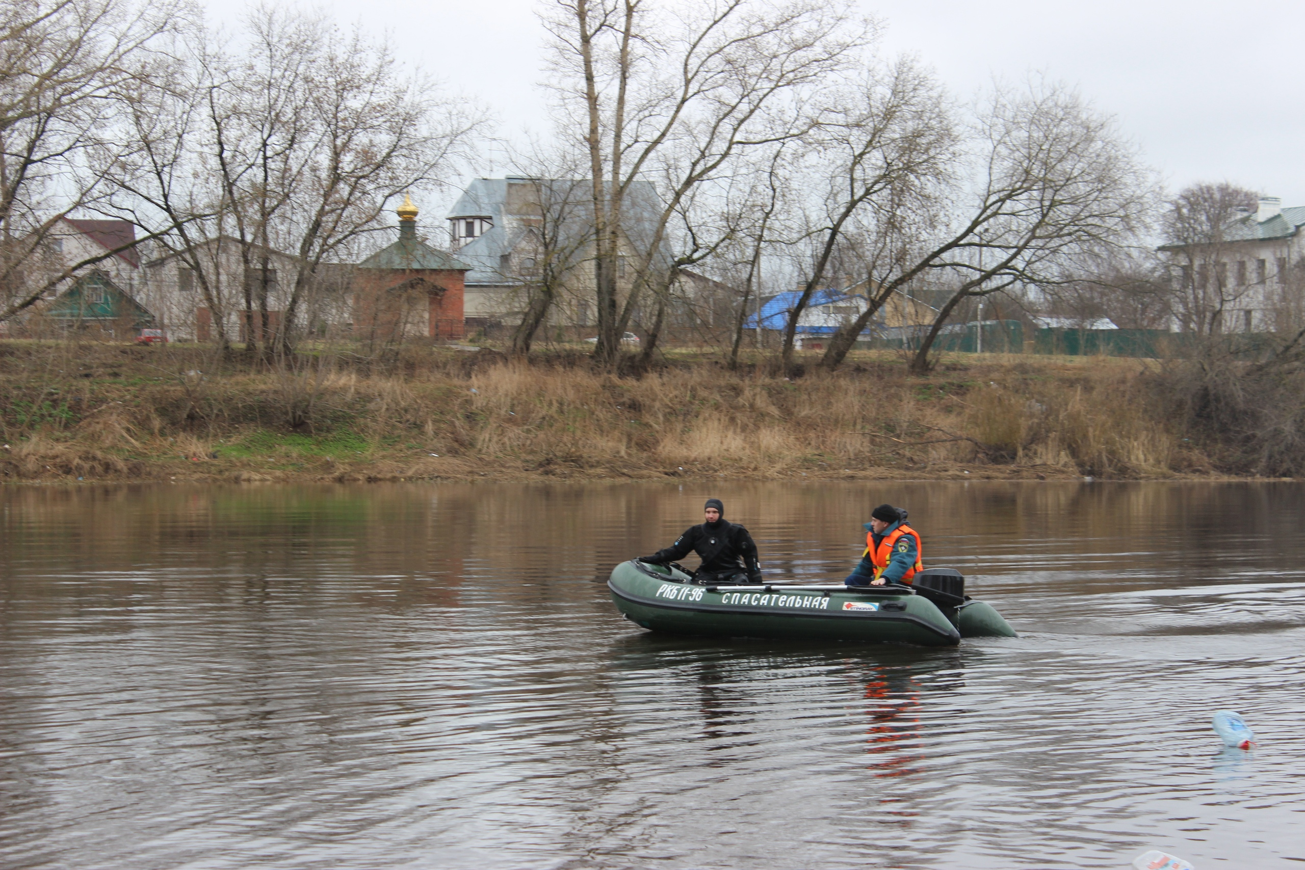 В Тверской области в воде нашли тело пропавшего мужчины - новости Афанасий