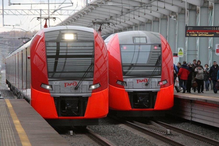 СМИ сообщают о задержках электричек на участке Тверь – Москва