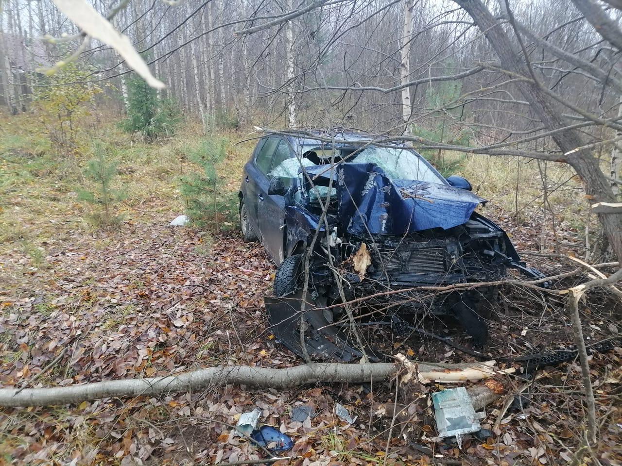 В тяжелом состоянии доставили в больницу женщину, пострадавшую в ДТП в Тверской области - новости Афанасий