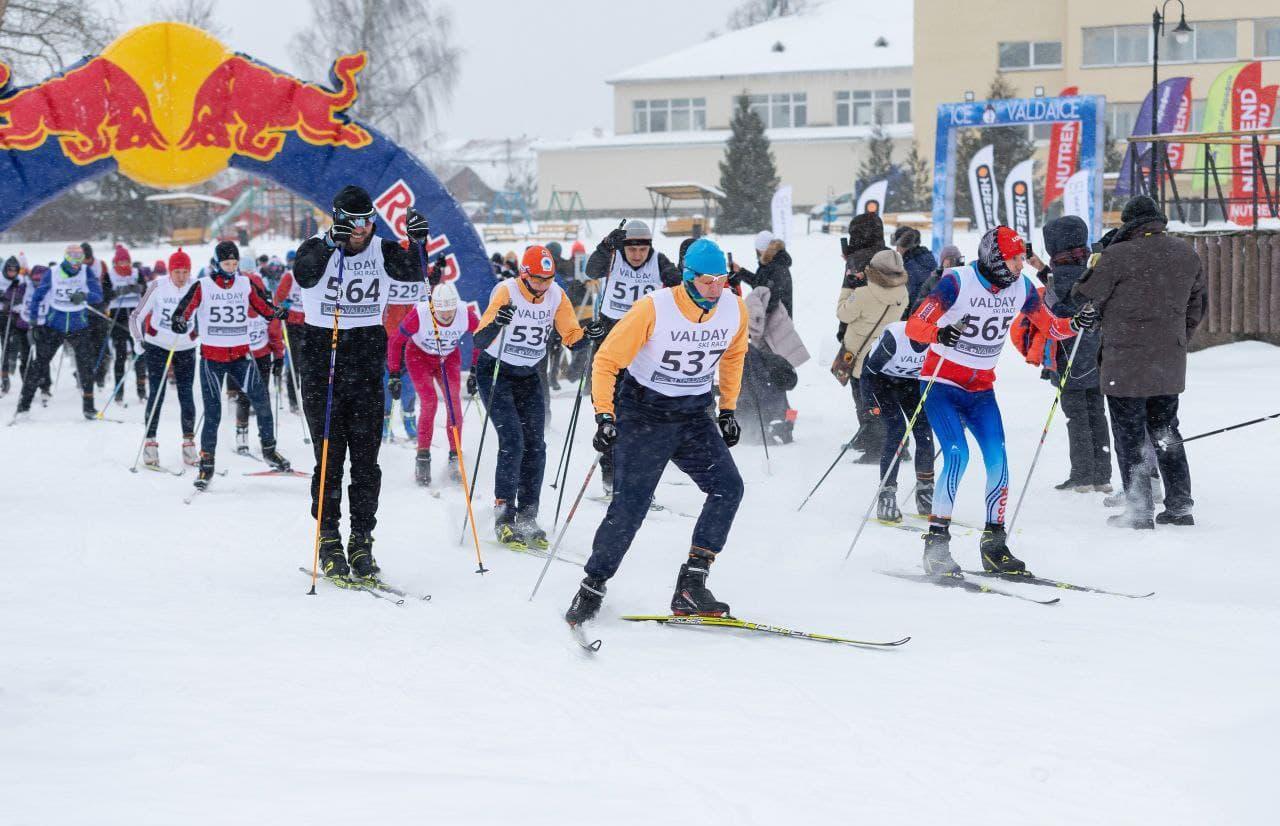 Спортсмены Калининской АЭС приняли участие в ежегодном празднике зимних видов спорта «Ice Valdaice» - новости Афанасий