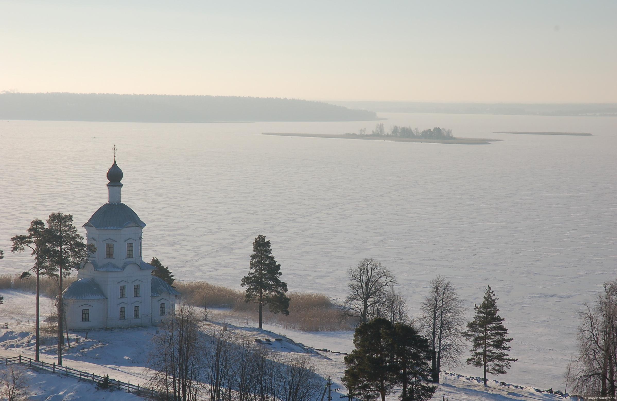 Российские туристы планируют новогодний отдых на Селигере - новости Афанасий