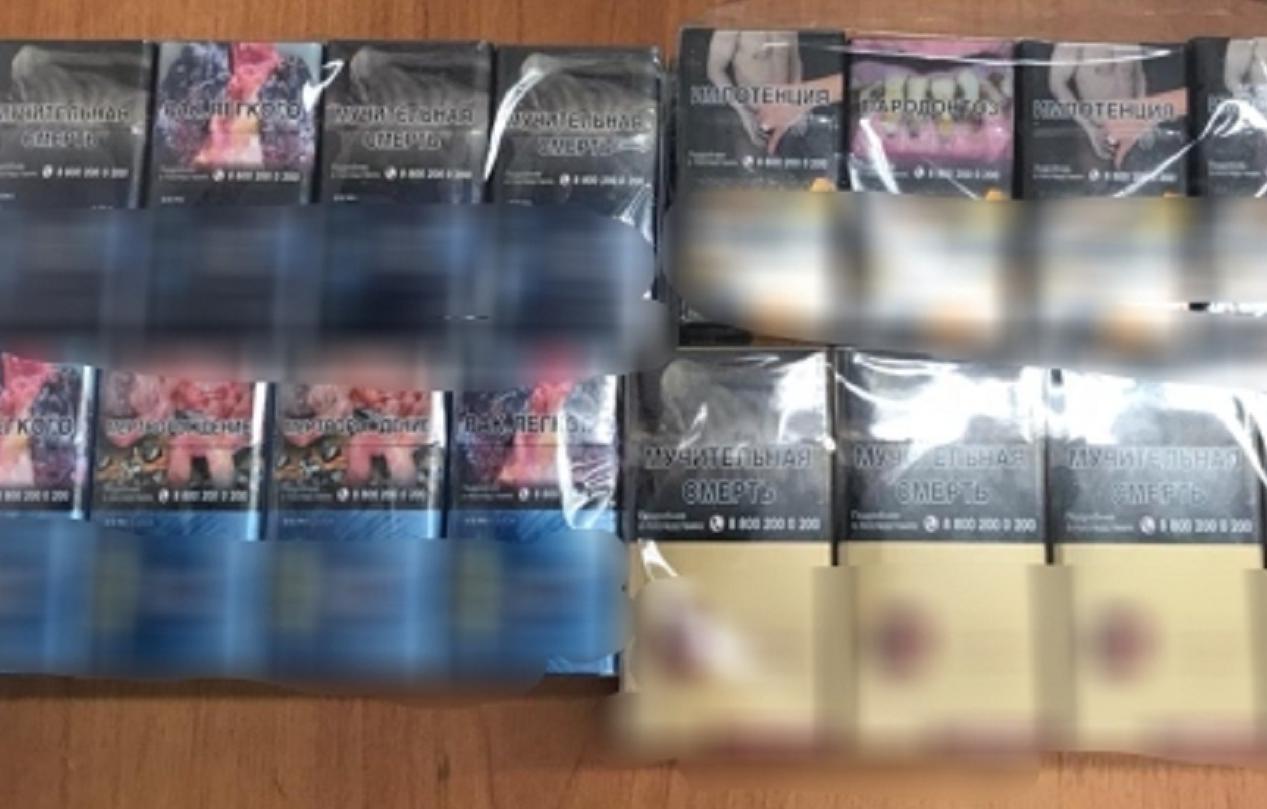 В Твери рецидивист вынес из магазина более 70 блоков сигарет - новости Афанасий