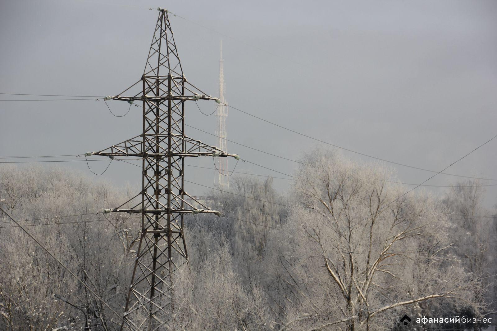 В Тверской области восстановлено энергоснабжение в большинстве населённых пунктов - новости Афанасий