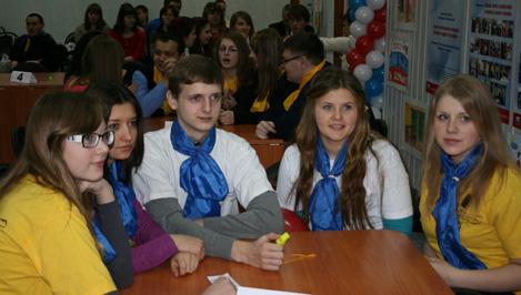 Тверские студенты сразились в знании избирательного права