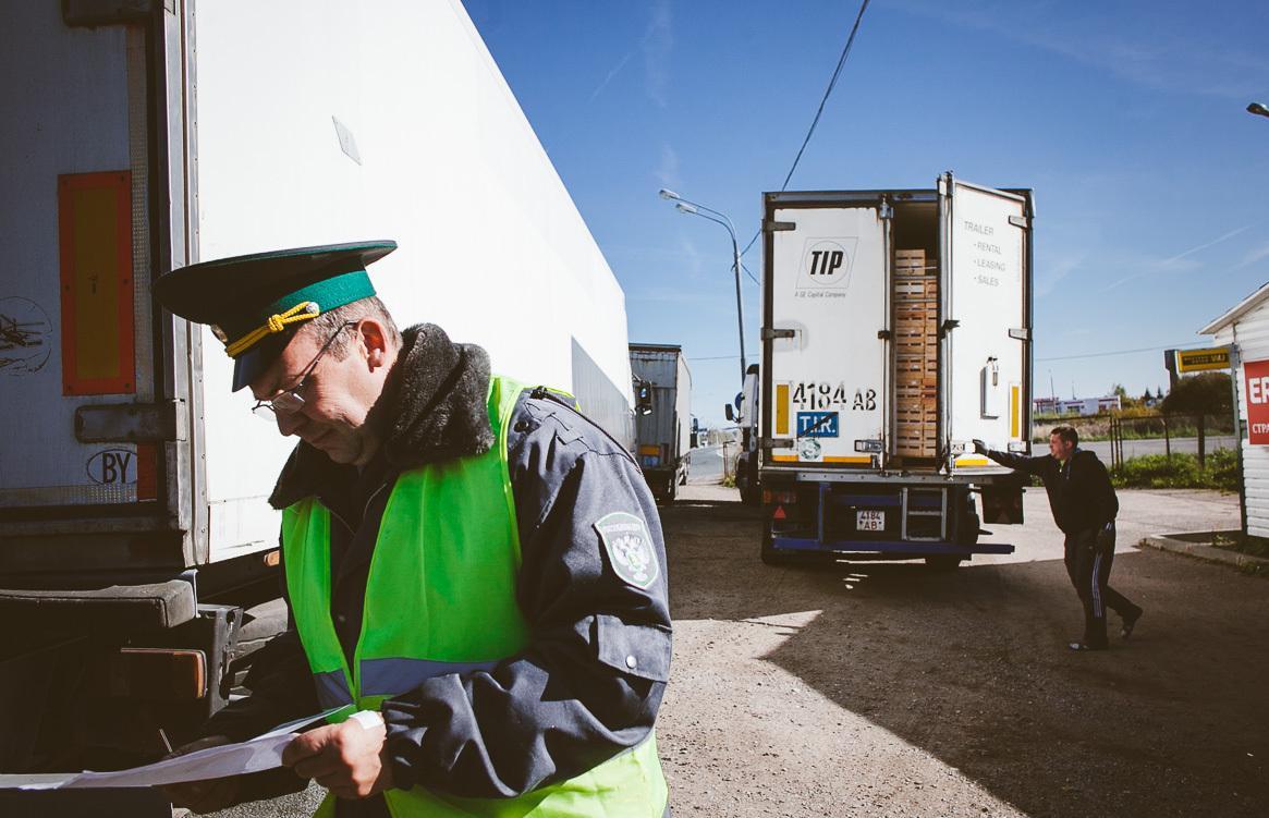 Россельхознадзор в Тверской области проверил свыше 10 тыс партий импортных грузов